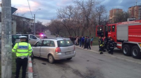 Breaking News: ACCIDENT GRAV ÎN HUNEDOARA (FOTO)