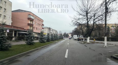 APAPROD: Sistare de apă în Călan