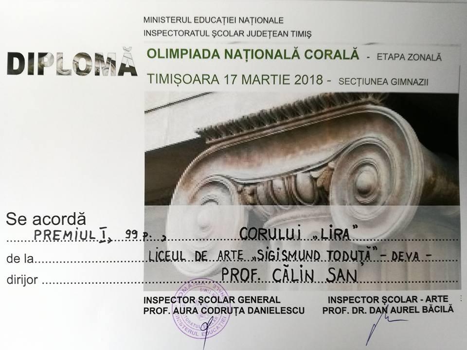 Diploma Lira