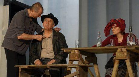 """Horațiu Mălăele și Maia Morgenstern vin la Deva cu comedia """"Fierarii"""""""