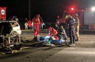 Breaking News: IMPACT MORTAL. Un tânăr de 20 de ani a murit