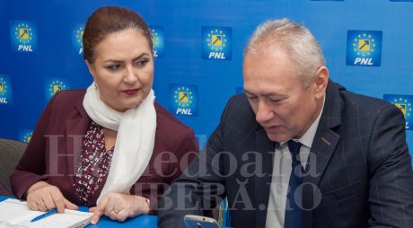 "PNL Hunedoara în ""era Heiuș"""