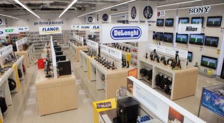 Un mare magazin de electrocasnice pleacă din MALL-uri