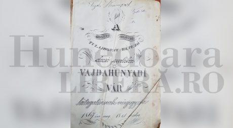 Așa s-a scris istoria: Cărțile de oaspeți de la Castelul Corvinilor