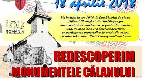 Ziua monumentelor la Călan