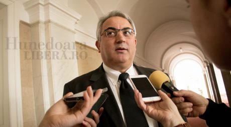 Costel Avram, candidatul PSD la Primăria Petroșani