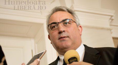 Costel Avram este noul administrator public al județului Hunedoara
