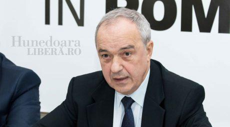 Alegeri în PSD Hunedoara, Laurențiu Nistor, fără contracandidat la șefia filialei