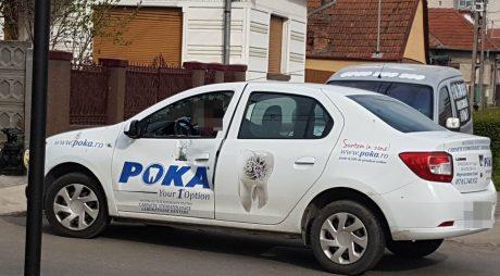 ACUM. Accident în cartierul Ceangăi din Deva
