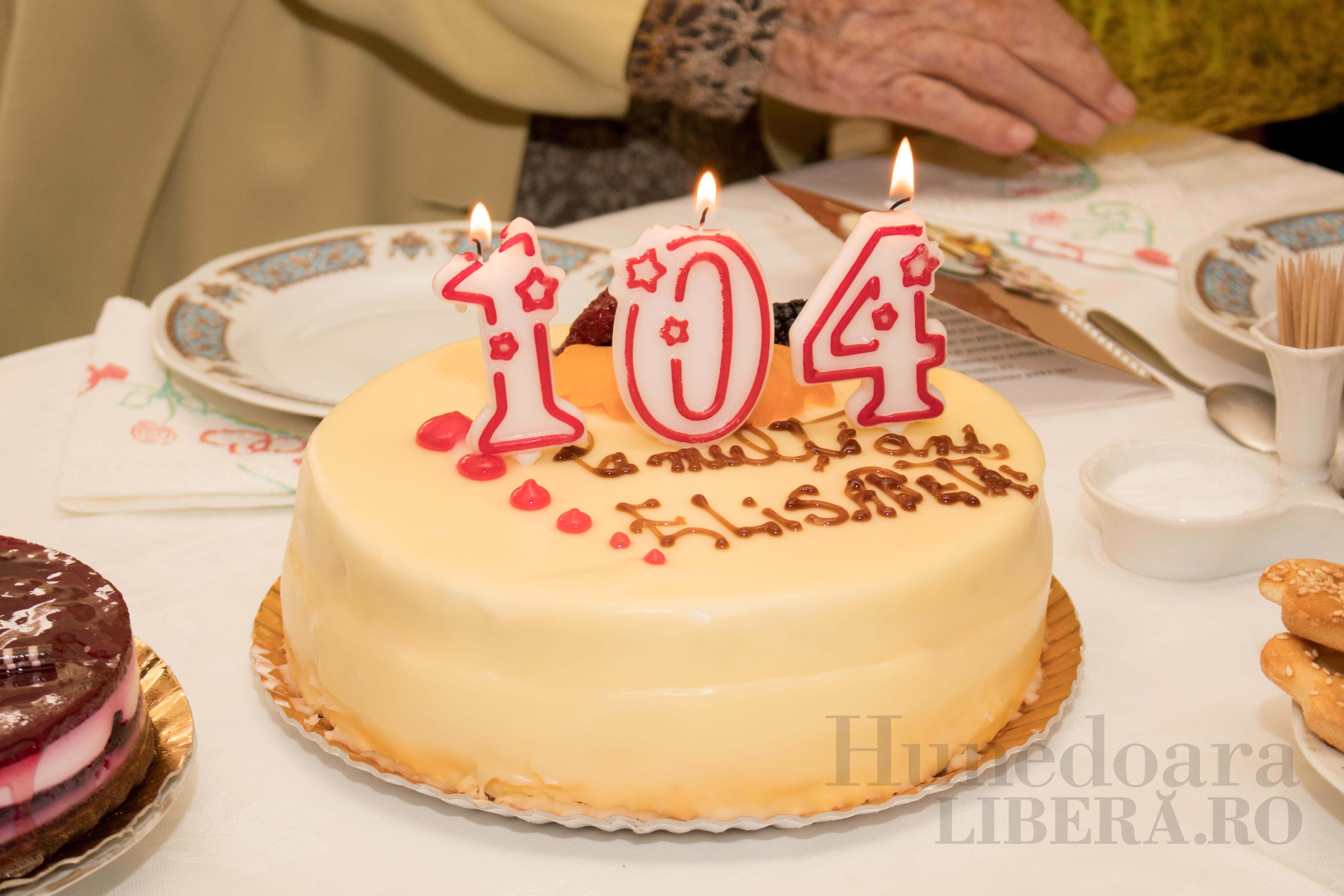 aniversare 104 ani elisabeta dinis (1)