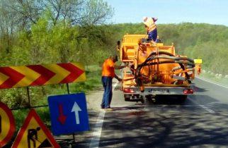 Restricții de circulație pe șoseaua Deva-Lugoj (DN68A)