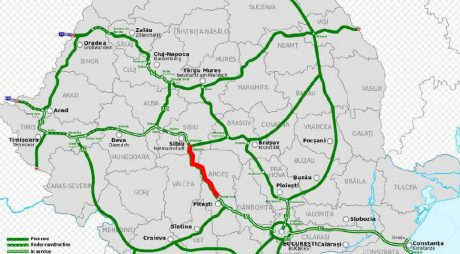 CNAIR: Anunț de ultim moment despre autostrada Sibiu-Pitești