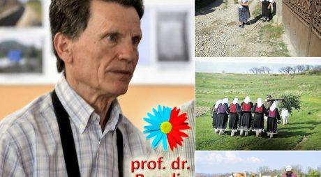Rusalin Ișfănoni, cetățean de onoare al Hunedoarei