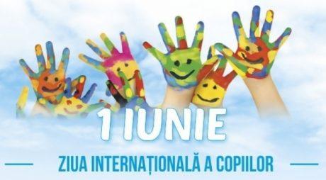 Ziua Copilului, sărbătorită la Hunedoara
