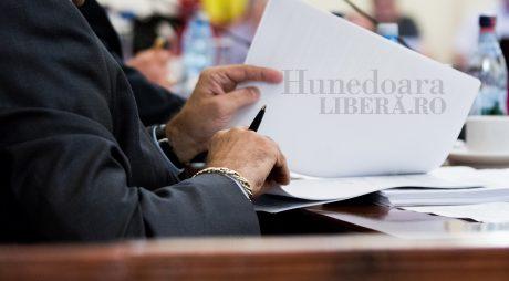 Consilierii județeni, convocați în ședință ordinară