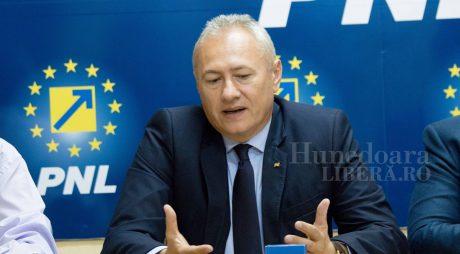 Heiuș, între deputații PNL care au lipsit de la votul privind Codul de Procedură Penală