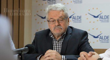 """S-a rupt """"logodna"""" PSRo&ALDE din CL Deva"""