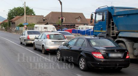 Continuă bătaia de joc a poliției rutiere față de șoferii hunedoreni!