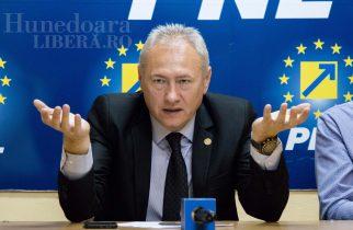 Comunicat de presă – Deputat Lucian Heiuș, președinte PNL Hunedoara