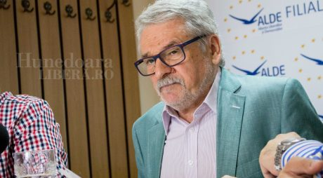 Mircea Moloț vrea din nou la Consiliul Județean