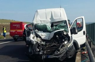Breaking News: VIDEO/ACCIDENT pe A1 Deva-Sibiu