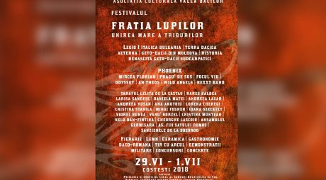 În weekend, festival la Costești