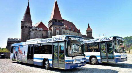Hunedoara | Cum circulă autobuzele pe 15 august