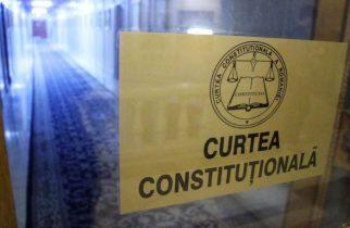 CCR s-ar putea pronunţa asupra sesizării lui Iordache pe tema completurilor specializate în corupţie de la ÎCCJ