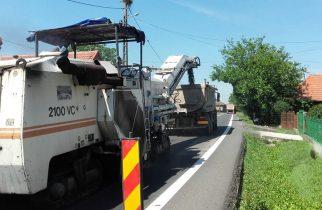Restricții de circulație pe un drum important din vestul țării