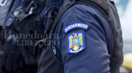 Jandarmii hunedoreni, pregătiți să intervină la munte