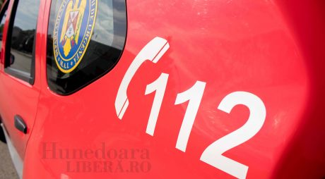 Apelantul la serviciul 112 va fi localizat prin GPS