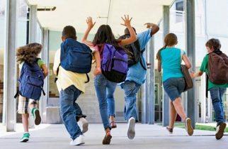 Elevii și preșcolarii iau vacanța de vară