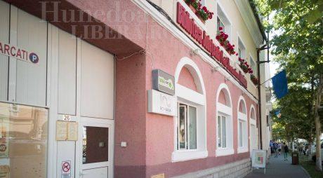"""Comunicat de presă – Biblioteca Județeană """"Ovid Densusianu"""" Hunedoara-Deva"""