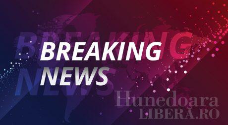 ALERTĂ: ACCIDENT pe DN7, între Deva și Ilia
