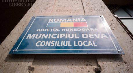 Consilierii locali din Deva, convocați în ședință