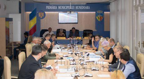 Marți, ședință de îndată la Consiliul Local Hunedoara