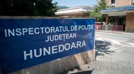 Accidente rutiere în Hunedoara și Deva