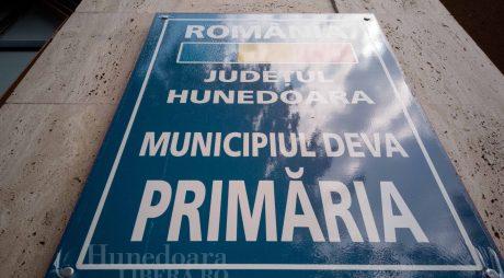 COMUNICAT DE PRESĂ – Primăria Municipiului Deva
