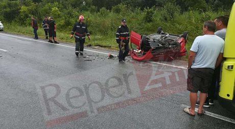 Breaking News: Accident MORTAL în vestul țării