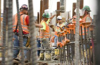 INS: Volumul lucrărilor de construcţii a crescut cu 16,7% în primele 11 luni