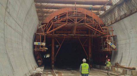 S-a deschis cel mai lung tunel de cale ferată construit în ultimii 28 de ani în România