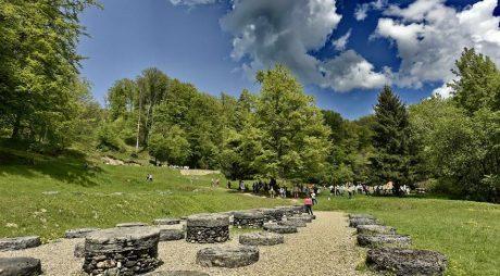 Situl Sarmizegetusa Regia se redeschide pentru vizitatori!