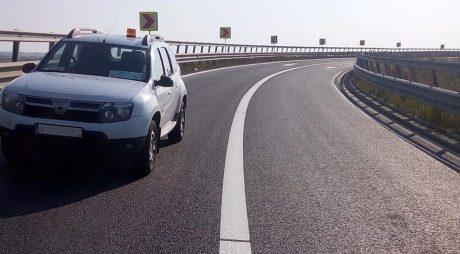Veste BUNĂ pentru șoferii care circulă spre Nădlac pe autostradă