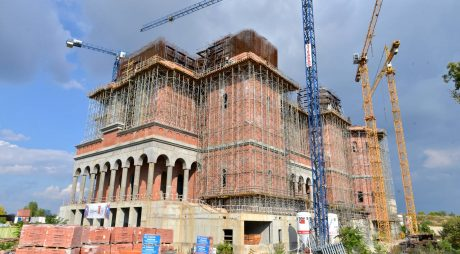 Peste 115 milioane de lei pentru Catedrala Mântuirii Neamului