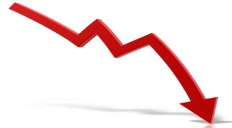 Indicele ROBOR scade a doua zi consecutiv