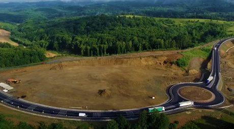Un nou SCANDAL pe șantierul autostrăzii Deva-Lugoj