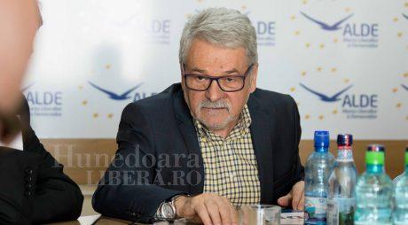 MOLOȚ ACUZĂ: Cine a pus umărul la falimentarea CEH