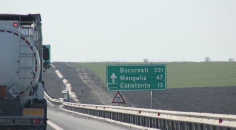 Autostrada Soarelui, restricții de circulație
