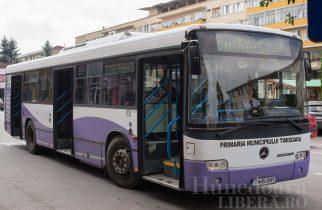 Deva: Termen prelungit de eliberare a tichetelor gratuite de călătorie pentru transportul public local