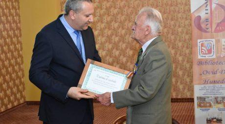 Stelian Radu la 90 de ani, o sărbătorire emoționantă